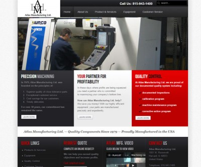 Atlas Manufacturing LTD