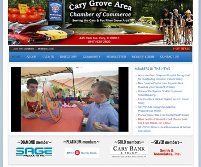 Cary Grove Chamber