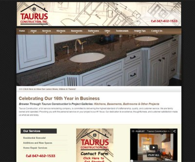 Taurus Construction