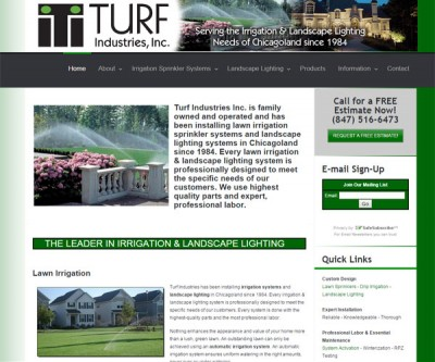 Turf Industries, Inc.